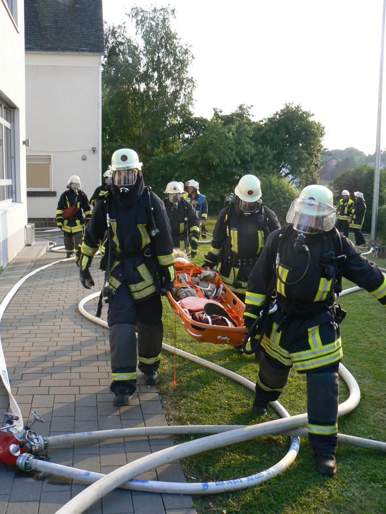 20130712 Alarmübung Nachtsheim 1