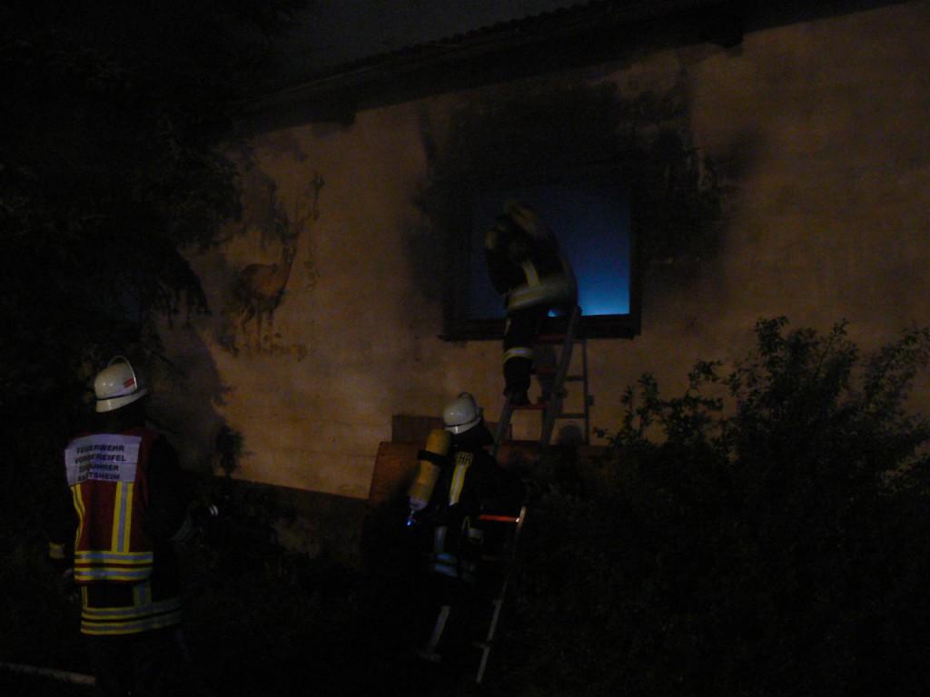 20140501 Gebäudebrand in Oberbaar