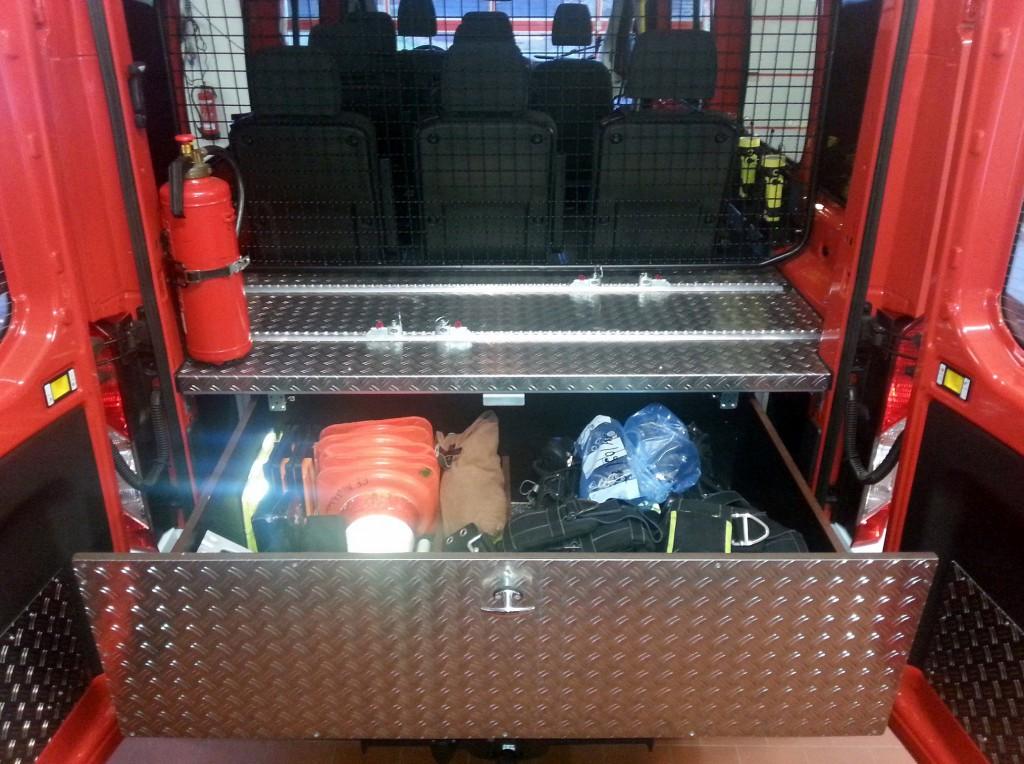 MTF Kofferraum